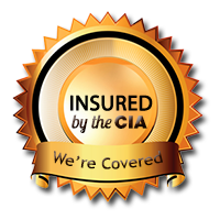 Insured by the CIA