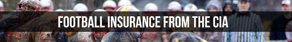 Insurance for Football from the CIA