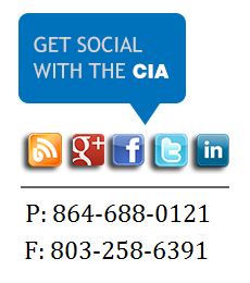 get social with the CIA. Blog, Google Plus, Facebook, Twitter, Linkedin.