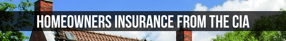 Homeowners Insurance from the CIA