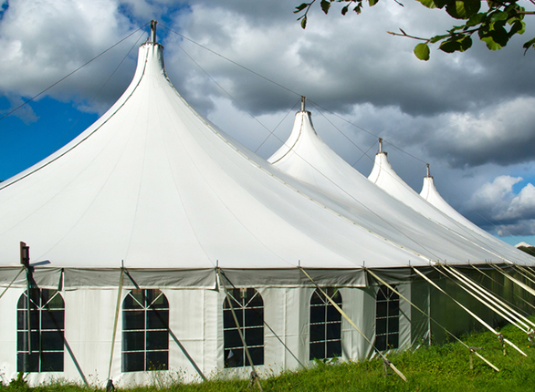 Party Tents at an Event