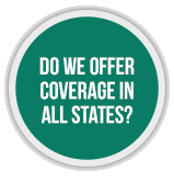 Do we offer coverage in all states?